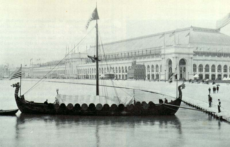 viking_replica_of_the_gokstad_viking_ship_at_the_chicago_world_fair_1893